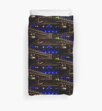 North Greenwich Tube Station Duvet Cover