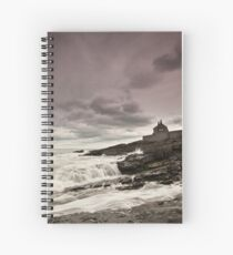 The bathing house Spiral Notebook