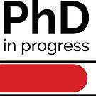 PhD in progress by Magda Hanak