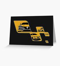 RenaultSport Greeting Card