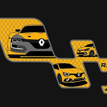 RenaultSport by AutomotiveArt