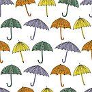 Umbrellas by Shyned Maritan