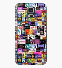 MUSIKALIEN! (Bettdecke, Kleidung, Buch, Kissen, Aufkleber, Etui, Becher usw.) Hülle & Klebefolie für Samsung Galaxy