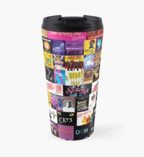 MUSICALS! (Duvet, Clothing, Book, Pillow, Sticker, Case, Mug etc)  Travel Mug