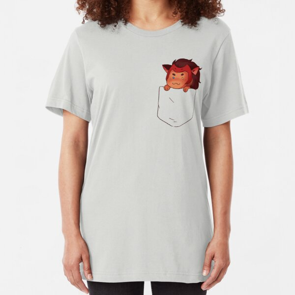 Catra in your pocket Slim Fit T-Shirt