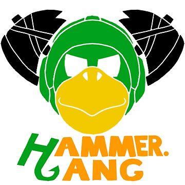 Hammer. Gang. by InfernoSDarts