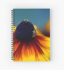 Macro dinner Spiral Notebook