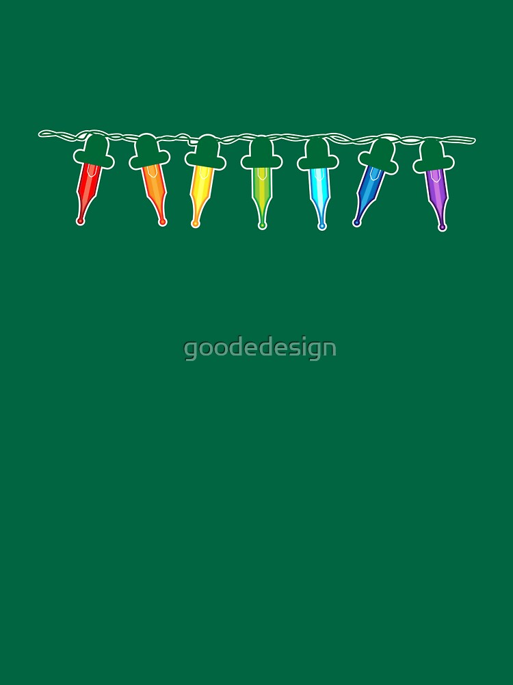 What color is your christmas light by goodedesign