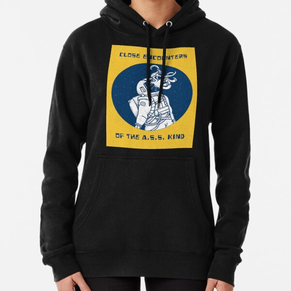Close encounters Pullover Hoodie