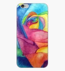My Muse - Rainbow Roses  iPhone Case