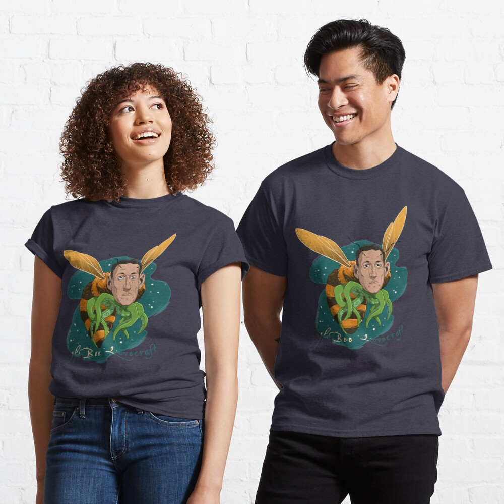 H Bee Lovecraft Classic T-Shirt