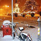 It's snowing by giuseppe maffioli