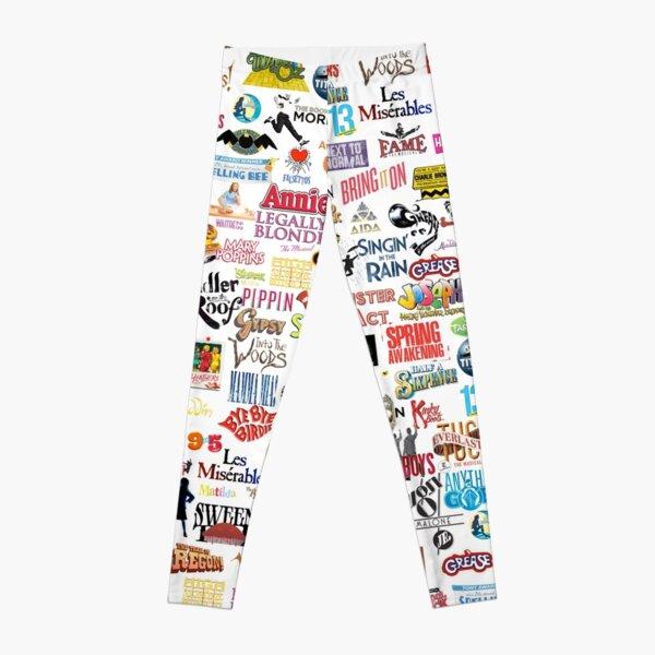 Musical Logos Leggings