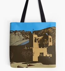 Church at Chimayo Tote Bag