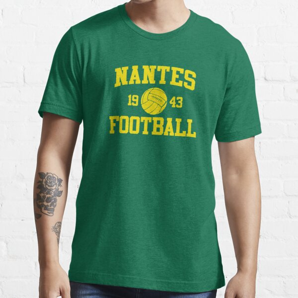 Nantes Fußball Athletic College Style 2 Farbe Essential T-Shirt