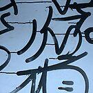 wall writing...because walls can talk... by Lynne Prestebak