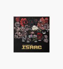 The Binding of Isaac  Art Board