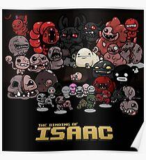 Die Bindung Isaaks Poster