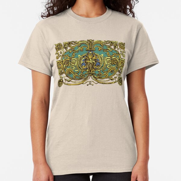 Rylands Grotesque Mask Classic T-Shirt