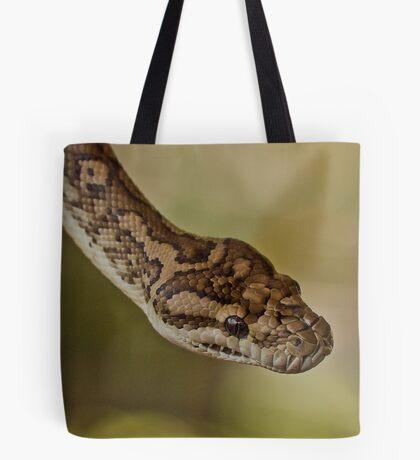 Snakes Alive - carpet python Tote Bag