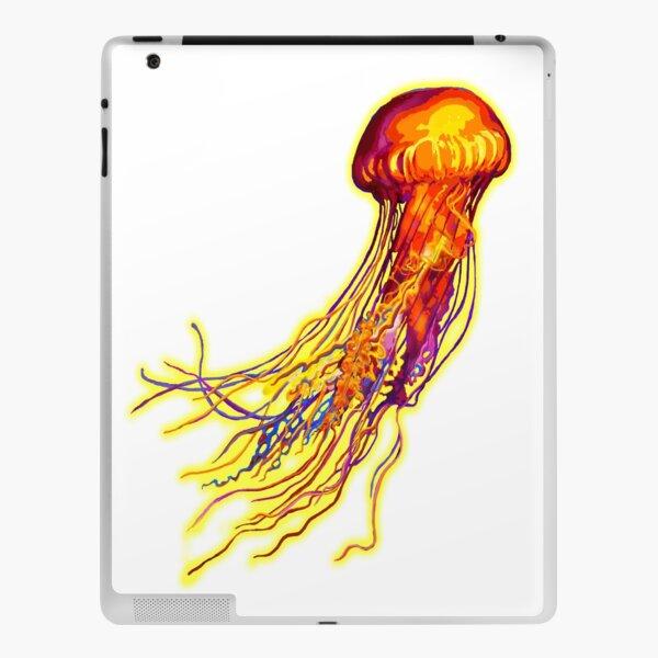 Jellyfish Dance iPad Skin