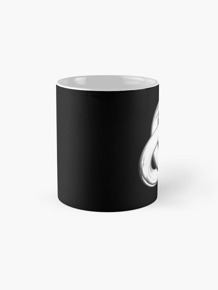 Alternate view of 3D Cad/Cam/Cae - Toroidal Knot Mug