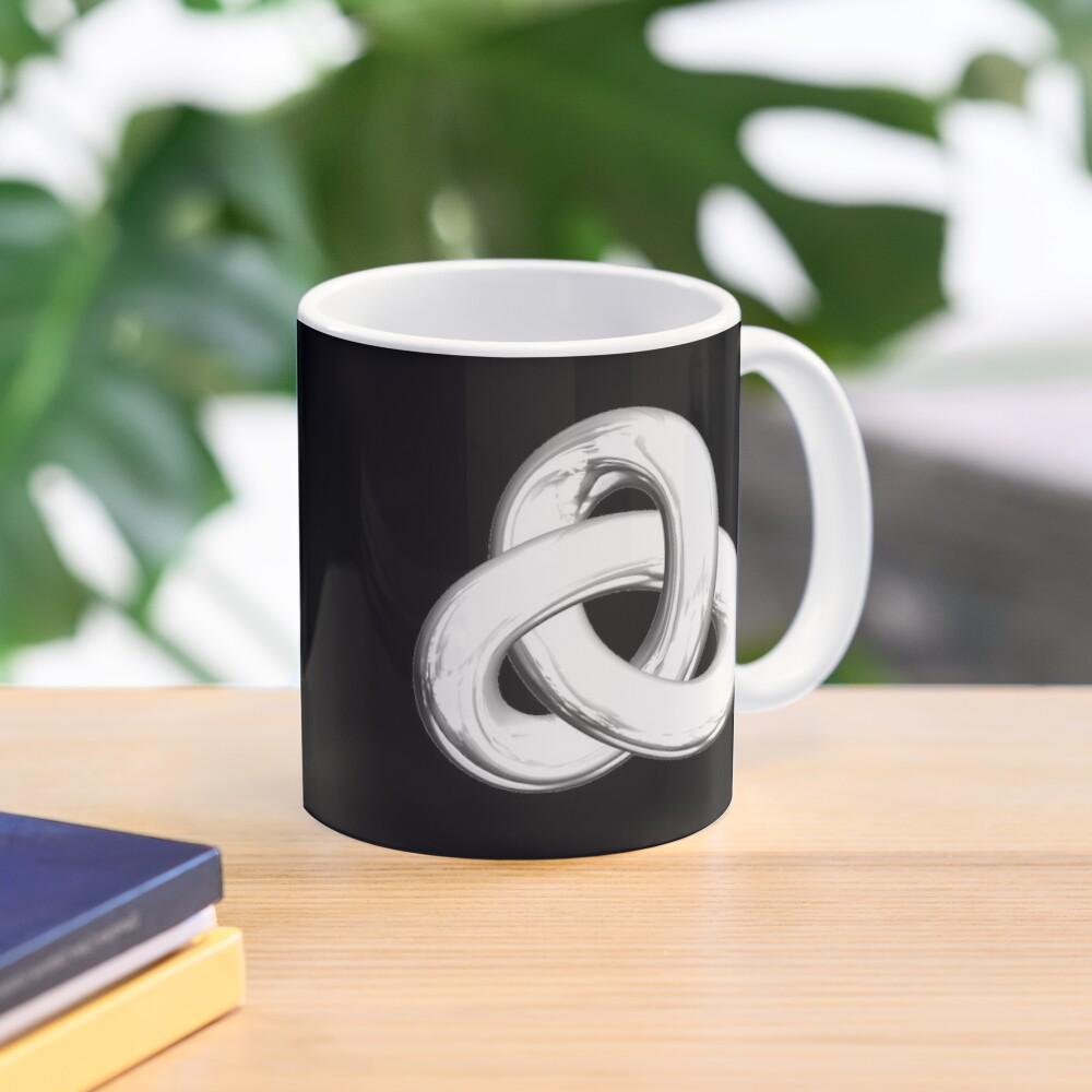 3D Cad/Cam/Cae - Toroidal Knot Mug