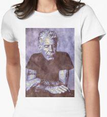Anthony Bourdain Women's Fitted T-Shirt