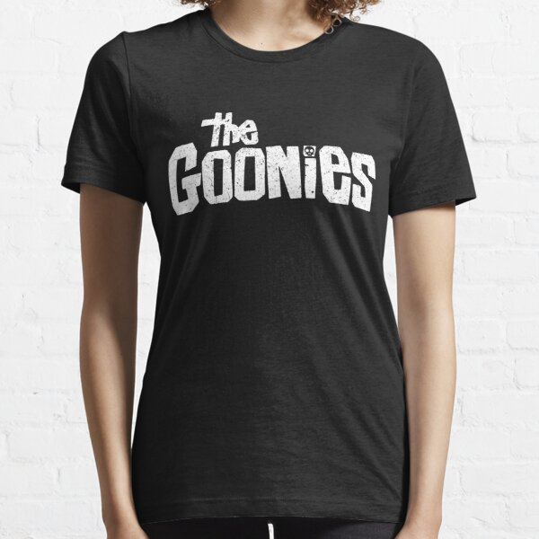 Le logo Goonies Worn T-shirt essentiel
