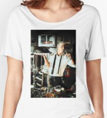 Anthony Bourdain 2 Women's Relaxed Fit T-Shirt