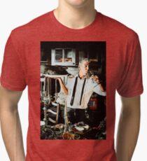 Anthony Bourdain 2 Tri-blend T-Shirt