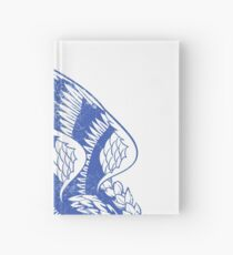 Navy Eagle Military Honor Hardcover Journal