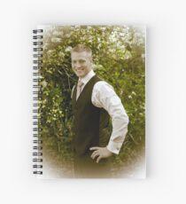 Joe Spiral Notebook