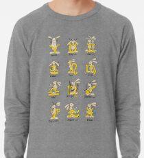 The Twelve signs of the Wabbit Zodiac Lightweight Sweatshirt