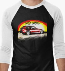 Street Shoe - Z3 Coupe Inspired Men's Baseball ¾ T-Shirt