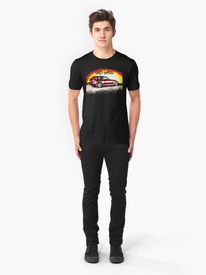 Alternate view of Street Shoe - Z3 Coupe Inspired Slim Fit T-Shirt