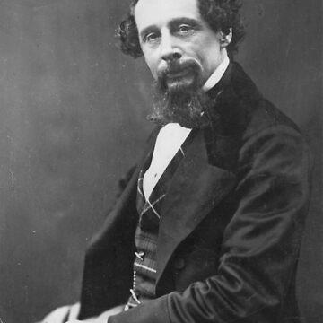 Charles Dickens by romeobravado
