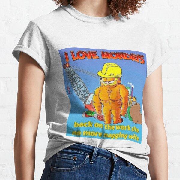 Motivational Garfield Shirt Classic T-Shirt