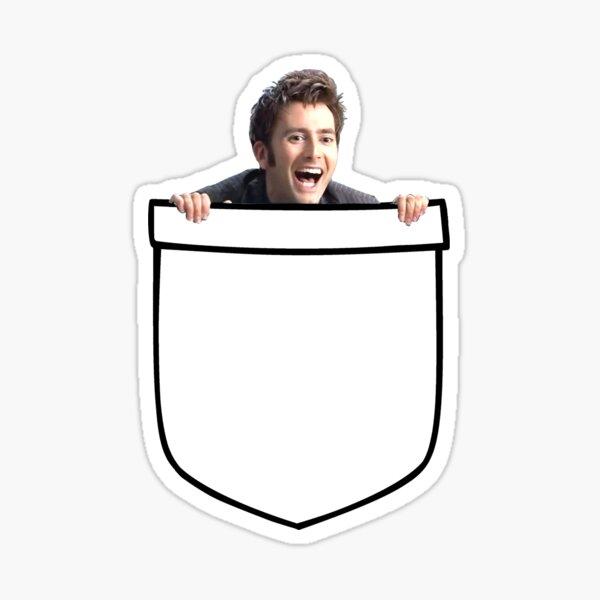 Pocket Tennant Sticker