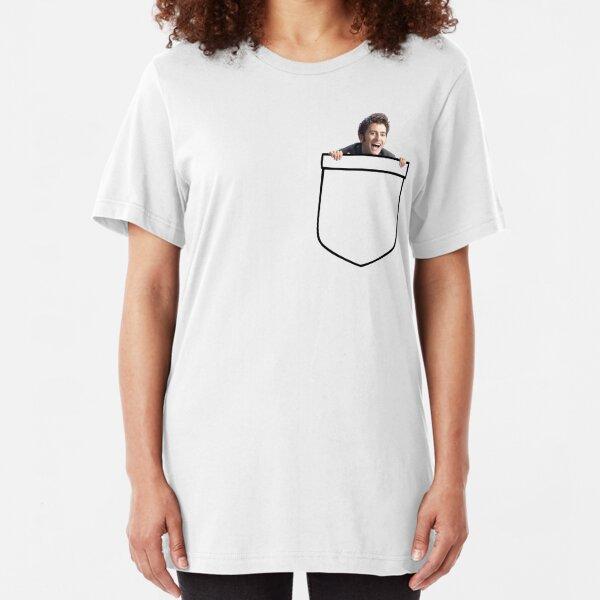 Pocket Tennant Slim Fit T-Shirt