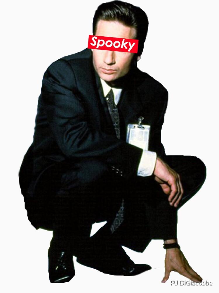 Spooky Mulder by benslie