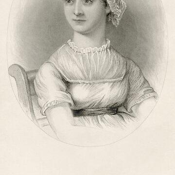 Jane Austen by romeobravado