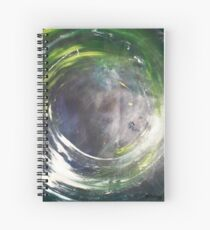 Focus On Human Ascension Spiral Notebook