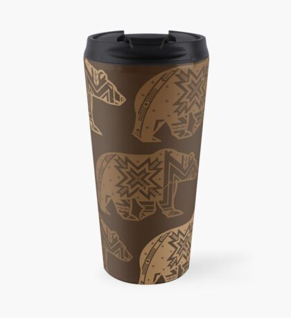Bear Spirit Travel Mug