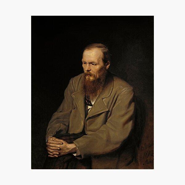 Fyodor Dostoevsky Photographic Print