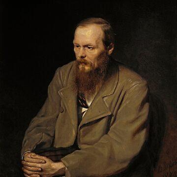 Fyodor Dostoevsky by romeobravado