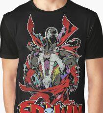 Laichen Grafik T-Shirt