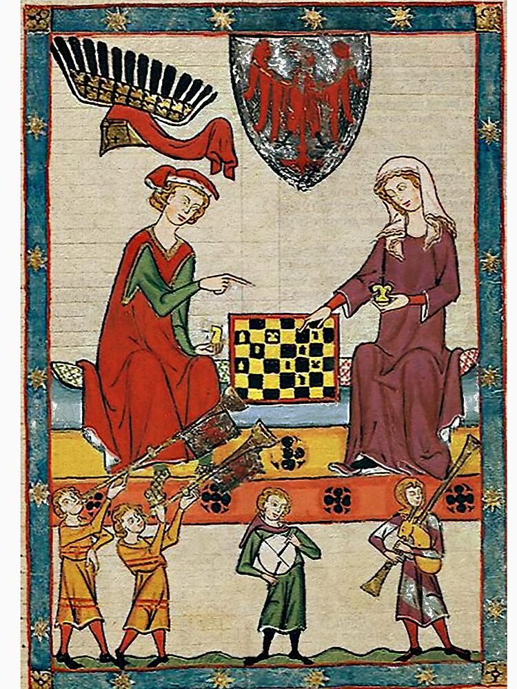 Medieval Boardgame..Markgraf Otto IV. von Brandenburg by edsimoneit