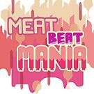 Steven Universe - Meat Beat Mania by luvusagi