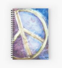 True Peace Is Inside You Spiral Notebook